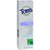 Tom's of Maine Whole Care Gel Toothpaste Peppermint - 4.7 oz - Case of 6 HGR 0778043