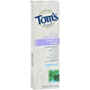 Tom's of Maine Whole Care Toothpaste Peppermint - 4.7 oz - Case of 6 HGR 0778225
