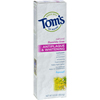Tom's of Maine Antiplaque and Whitening Toothpaste Fennel - 5.5 oz - Case of 6 HGR 0778381