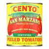 Peeled Tomatoes - Case of 12 - 28 oz..