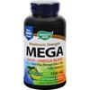 Supplements Efas Epos Fish Oils: Nature's Way - EFAGold MEGA - 180 Softgels
