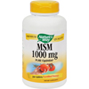 Nature's Way MSM - 1000 mg - 200 Tablets HGR 0783936