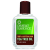 Desert Essence Tea Tree Oil - 100 Percent Australian - 2 oz HGR 784108