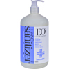instant gel sanitizers: EO Products - Hand Sanitizing Gel - Lavender Essential Oil - 32 oz