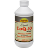 Vitamins OTC Meds Antioxidants: Dynamic Health - CoQ-10 Liquid Orange - 50 mg - 8 fl oz