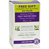 Creams Ointments Lotions Lotions: Andalou Naturals - Super Goji Peptide Perfecting Cream - 1.7 fl oz