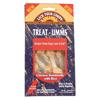 Lick Your Chops Treat - Umms Dog Treats - Chicken Dumbell - Case of 6 - 2.5 oz.. HGR0789412