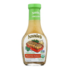 Annie's Homegrown Vinaigrette Organic Roasted Garlic - Case of 6 - 8 fl oz.. HGR 0790972