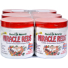 MacroLife Naturals Miracle Reds Antioxidant Super Food 6 servings - Case of 6 - 2 oz HGR 0793786