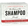 soaps and hand sanitizers: J.R. Liggett's - Old-Fashioned Bar Shampoo The Original Formula - 3.5 oz