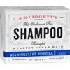 J.R. Liggett's Old-Fashioned Bar Shampoo Damaged and Dry Hair Formula - 3.5 oz HGR 0794545