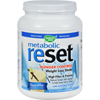 Nature's Way Metabolic ReSet Shake Mix Vanilla - 1.4 lbs HGR 0796870