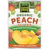 Organic Sliced - Peaches - Case of 6 - 15 oz..