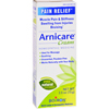 Vitamins OTC Meds Pain Relief: Boiron - Arnica Cream - 2.5 oz
