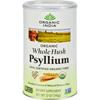OTC Meds: Organic India - Fiber Harmony Psyllium Whole Husk - 12 oz