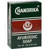 Auromere Bar Soap - Chandrika - 2.64 oz HGR 0803239