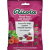 Ricola Cough Drops with Vitamin C - Mixed Berry - Case of 12 - 19 Pack HGR 0806026