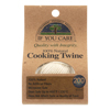 Clean and Green: If You Care - Natural Cooking Twine - 200 ft