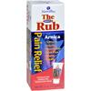NatraBio The Arnica Rub Pain Relief Cream - 2 oz HGR 0809962