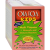 Energy Drink Medicines: Ola Loa Products - Ola Loa Kids Multi-Vitamin Drink Cran-Raspberry - 30 Packets