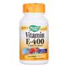 Vitamins OTC Meds Vitamin E: Nature's Way - Vitamin E - 400 IU - d-Alpha Tocopherol- 100 Softgels