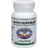 Maxi Health Kosher Vitamins Max Health Hi-Po Dophilus High Potency Acidophilus Formula - 60 Caps HGR 0816850
