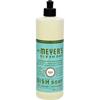 Mrs. Meyer's Liquid Dish Soap - Basil - Case of 6 - 16 oz HGR 817262