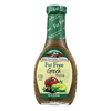 Maple Grove Farms Fat Free Salad Dressing - Greek - Case of 12 - 8 oz.. HGR 0818583