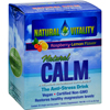 OTC Meds: Natural Vitality - Magnesium Natural Calm Raspberry Lemon - 30 Packets
