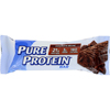 nutrition bars: Pure Protein - Chocolate Deluxe Bars- 50 grams