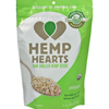 Manitoba Harvest Certified Organic Hemp Hearts Shelled Hemp Seed- Case of 6 - 12 oz HGR 824136
