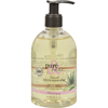 soaps and hand sanitizers: Pure and Basic - Moisturizing Green Tea Naturals Liquid Hand Soap - 12.5 fl oz