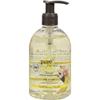 soaps and hand sanitizers: Pure and Basic - Natural Liquid Hand Soap Wild Banana Vanilla - 12.5 fl oz
