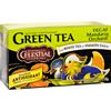 Green Tea Caffeine Free Mandarin Orchard - 20 Tea Bags - Case of 6