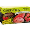 Green Tea Raspberry Gardens - 20 Tea Bags - Case of 6