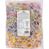Organic Fruit Lollipops - Assorted Fruits Flavors - 5 lb Container