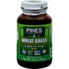 Pines International Wheat Grass Powder - 3.5 oz HGR 0832022