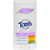 Tom's of Maine Natural Womens Deodorant - Beautiful Earth - Case of 6 - 2.25 oz HGR 0832204