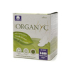 Clean and Green: Organyc - Cotton Feminine Night Pads - Folded with Wings - 10 Pack