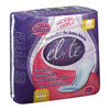 Elyte Light Cotton Incontinence Pads - Extra - 5 in x 13 in - 20 Pack HGR 0832642