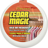 Citrus Magic Cedar Magic Solid Air Freshener - Case of 6 - 8 oz HGR 834838