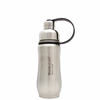 Thinksport Stainless Steel Sports Bottle - Silver - 12 oz HGR 836866