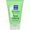 hgr: Kiss My Face - Foot Creme Peppermint - 4 oz