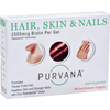 Purvana Hair Skin Nails - 2500 mcg - 30 Softgels HGR 0847558