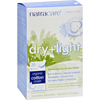 Natracare Dry and Light Individually Wrapped Pads - 20 Pack HGR 0848770