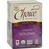 Oolong Tea - 16 Tea Bags - Case of 6