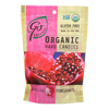Go Organic Hard Candy - Pomegranate - 3.5 oz.. - Case of 6 HGR 0849562