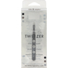 Earth Therapeutics Softouch Tweezer Black - 1 Unit HGR 0857276