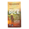 Lotus Foods Organic Volcano Rice - Case of 6 - 15 oz. HGR 0873661