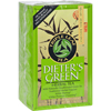 Triple Leaf Tea Dieters Decaffeinated Green Tea - 20 Tea Bags - Case of 6 HGR 877639